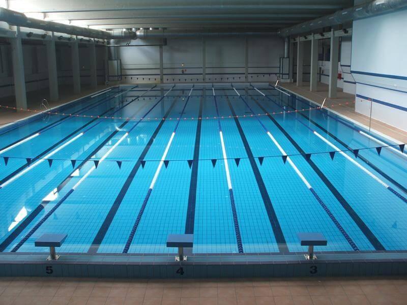 piscina municipal cubierta david meca fuengirola