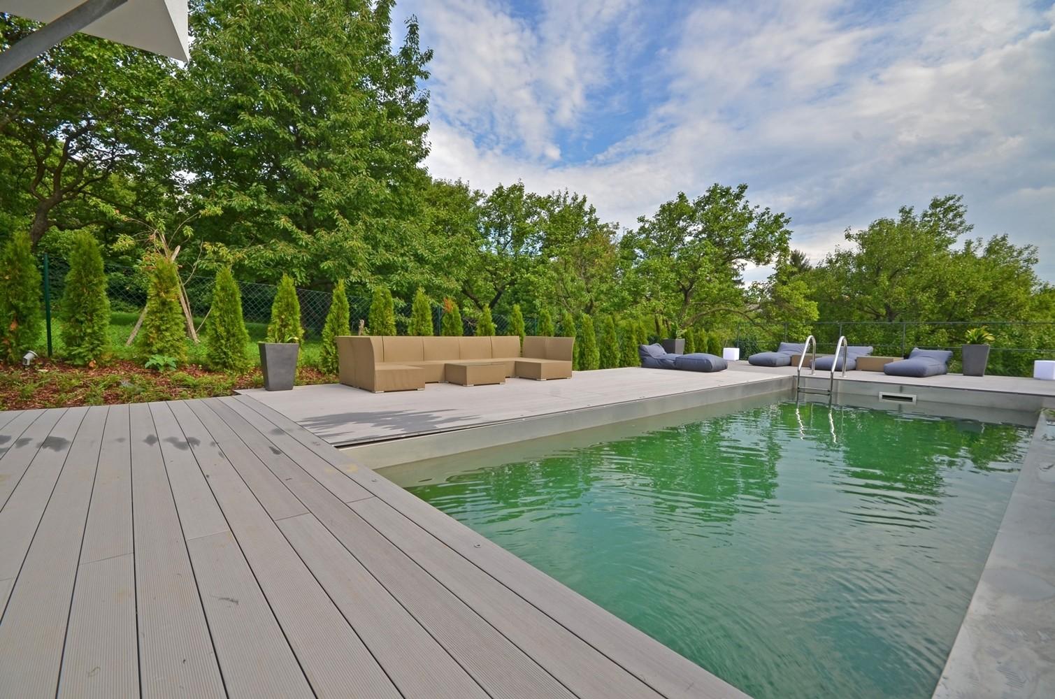 dise o de piscinas naturales en espacios peque os