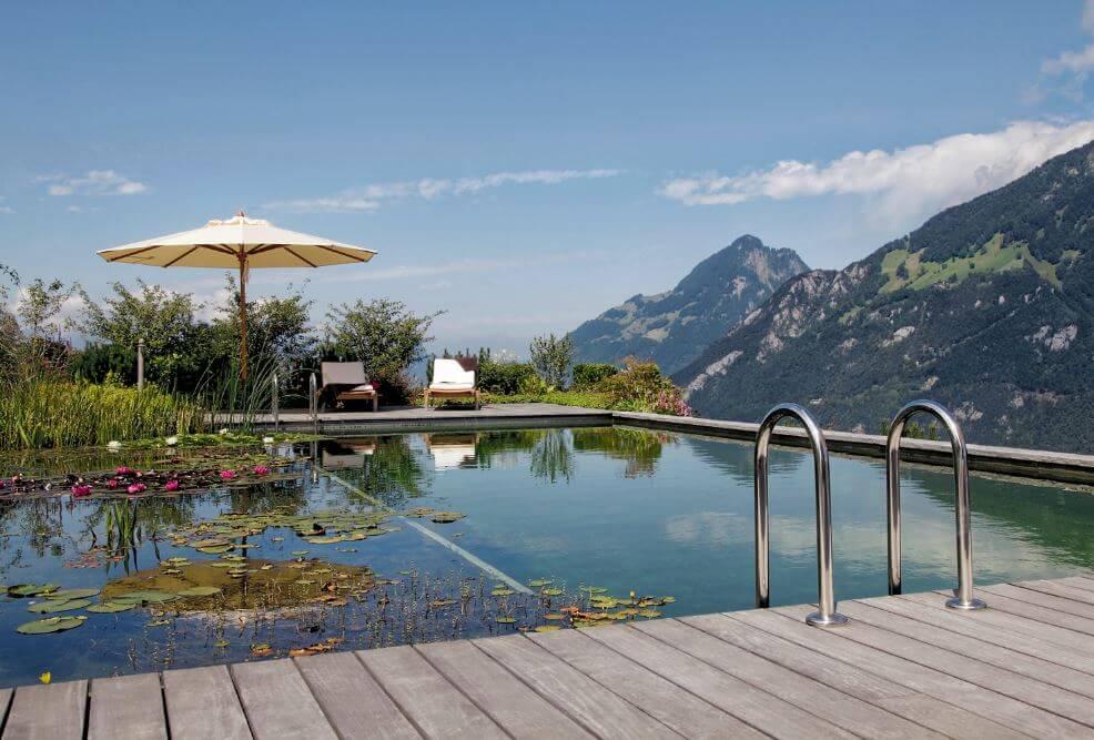 Diseos de piscinas para casas good home staging en for Piscinas naturales barcelona