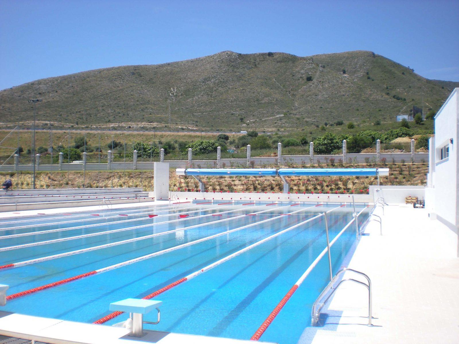 piscinas virgen del carmen iii complejo acu tico