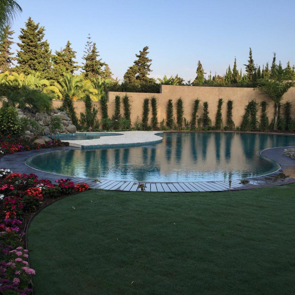 suelos de piscina
