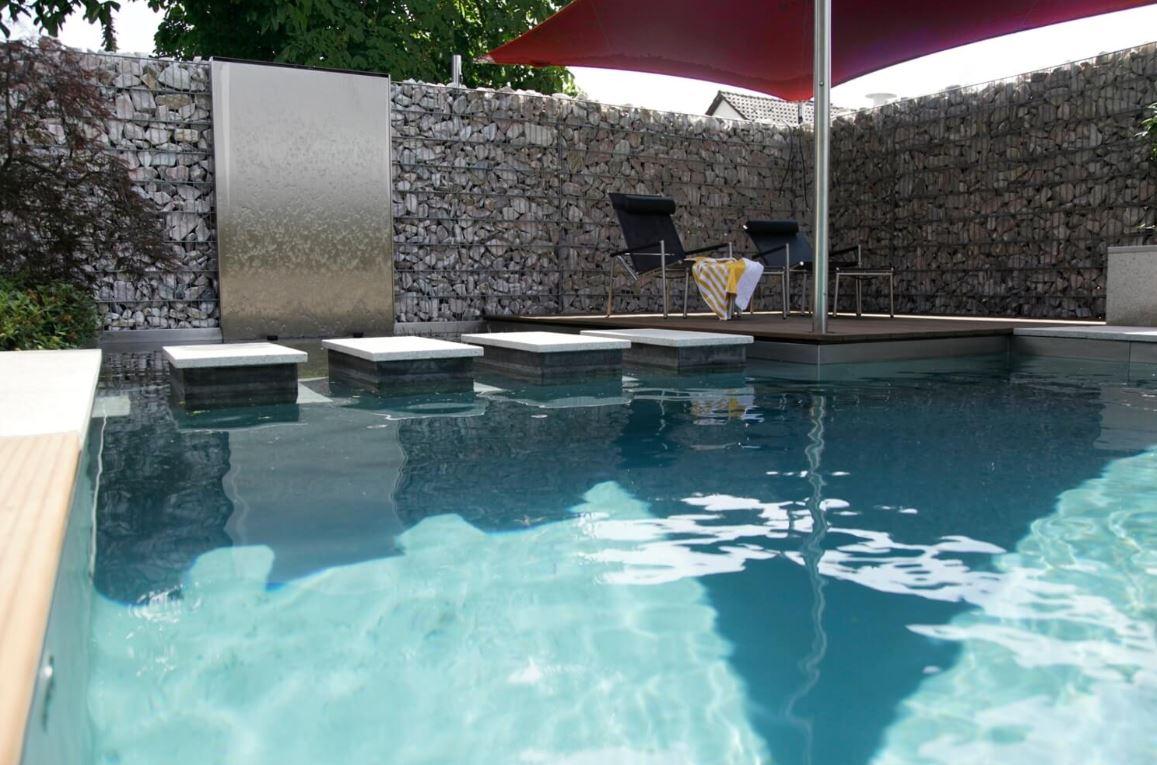 Quitar cubierta piscina