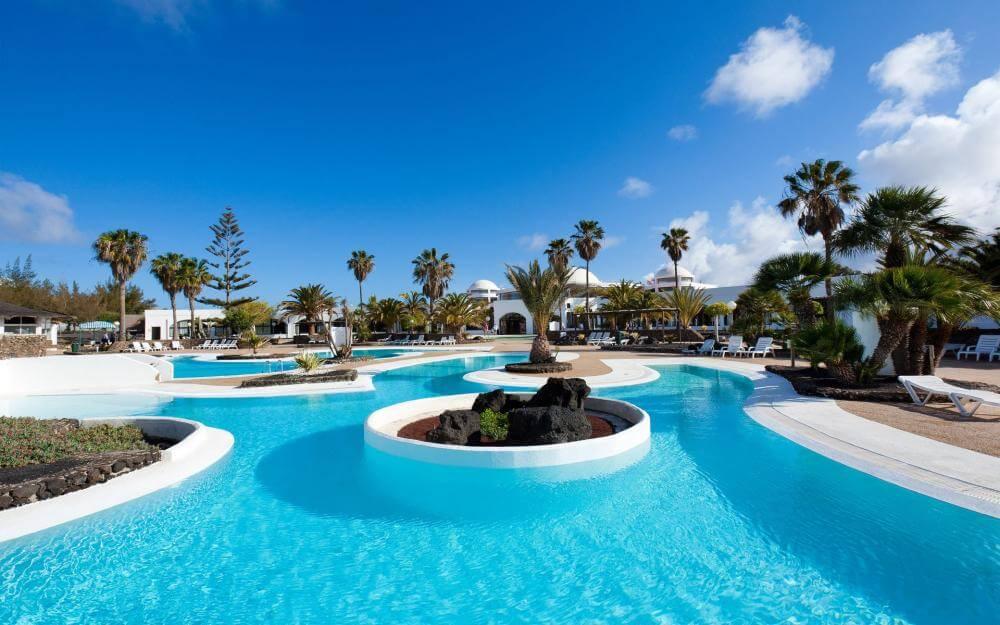 Piscina de Elba Lanzarote Royal Village Resort