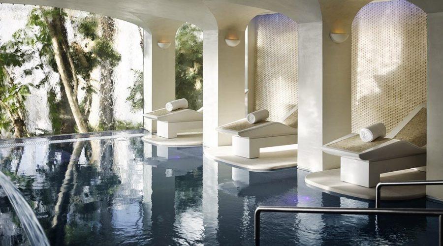 Nuevo spa en el Hotel Puente Romano en Marbella