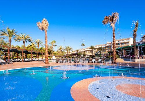 Splash Pad Insotel Cala Mandía Resort & Spa