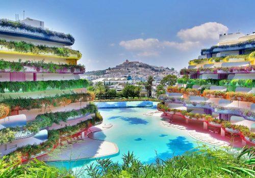 Edificio Las Boas de Ibiza