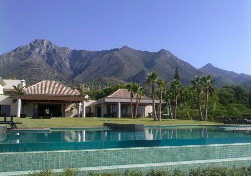 Villa en Sierra Blanca 2. Marbella