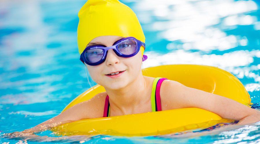 Hábitos higiénicos en la piscina.