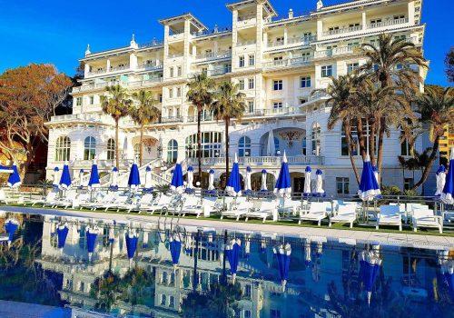 Piscinas Gran Hotel Miramar Málaga