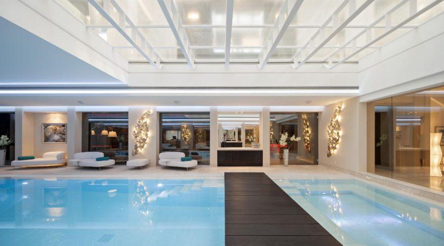 La Zagaleta, piscinas de ensueño en el refugio más caro de Europa - Hidroingenia