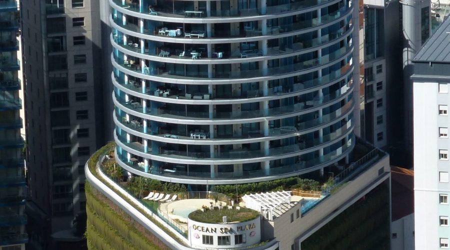 Ocean Spa Plaza Gibraltar, el spa de lujo de Gibraltar