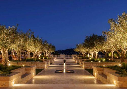 Water Features Hotel Park Hyatt Mallorca en Cap Vermell