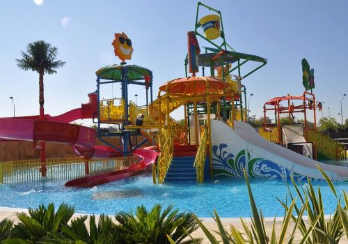 Parque Acuático Agua Mágica