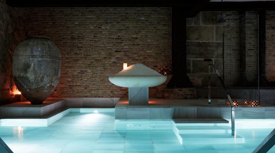 Nuevo Spa Aire Ancient Baths Copenhague - Hidroingenia