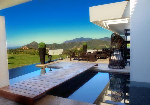 Villa en La Zagaleta 4