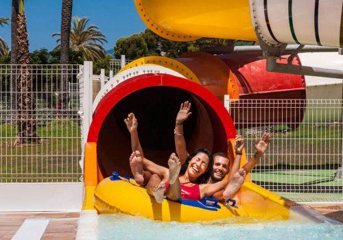 Parque Acuático Hotel Globales Playa