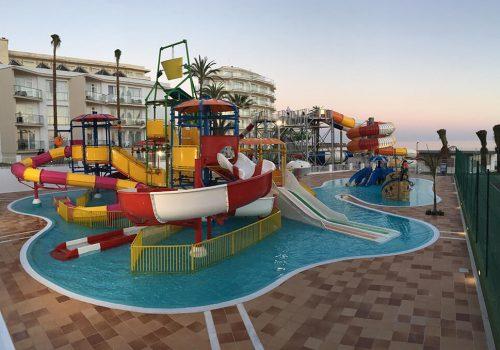 Parque Acuático Hotel Globales Playa 3