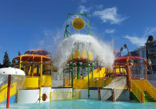 Parque Acuático Hotel Globales Playa 4