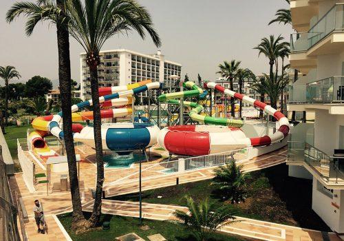 Parque Acuático Hotel Globales Playa 5