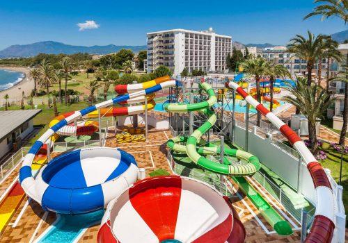 Parque Acuático Hotel Globales Playa 2