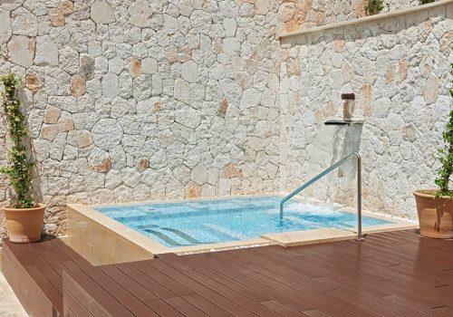 Spa Hotel Park Hyatt Mallorca en Cap Vermell