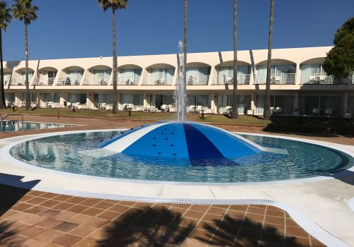 Splash Hotel Iberostar Royal Andalus Sancti Petri