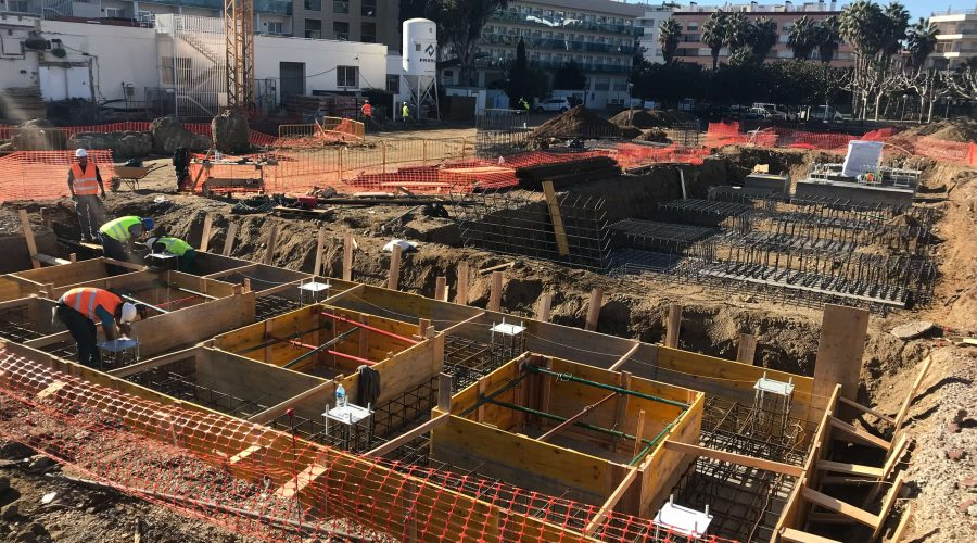 Comenzamos las obras del nuevo parque acuático del Hotel Golden Taurus Aquaparc & Resort