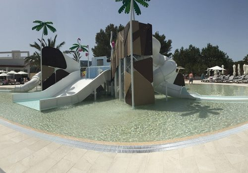 Splash park Insotel Tarida Beach Sensatori Resort