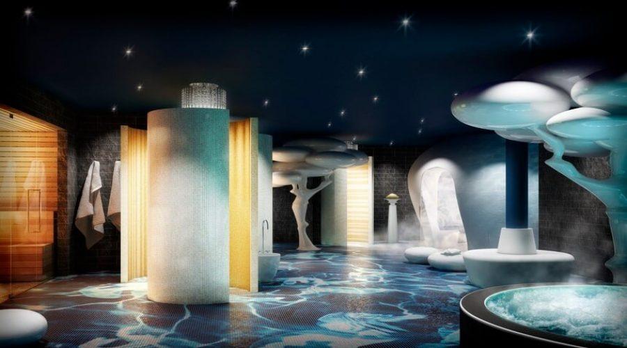 Comienzan las obras del SPA del Grand Hotel PortalsNous en Calvià, Mallorca.