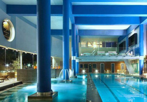 Nagomi Spa Hotel DoubleTree by Hilton Resort & Spa Reserva del Higuerón. Benalmádena