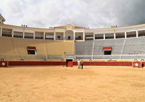Reparación Plaza de Toros
