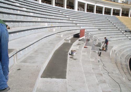 Reparación Plaza de Toros 4