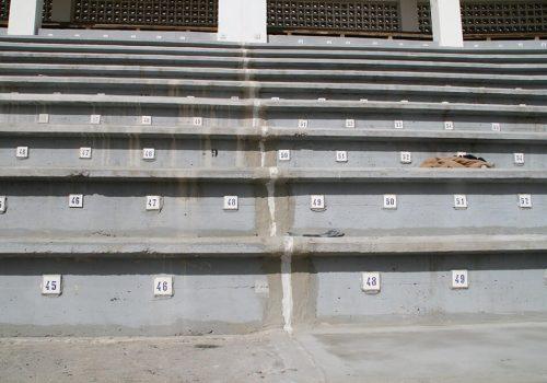 Reparación Plaza de Toros 2