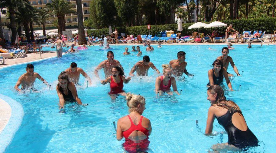 10 motivos para hacer ciclismo acuático - Hidroingenia