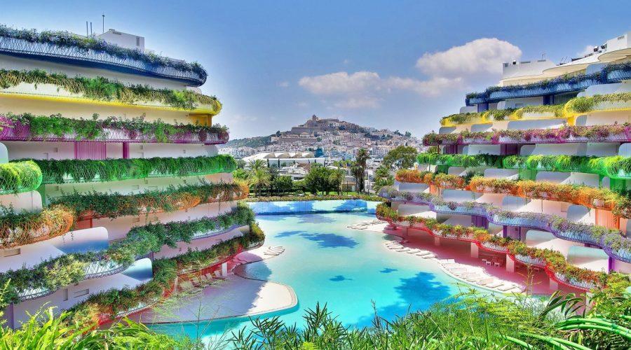 Jean Nouvel y su arquitectura en Ibiza
