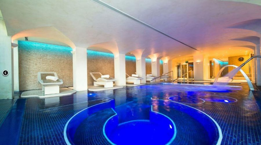 Beneficios de visitar un Hotel con Spa - Hidroingenia