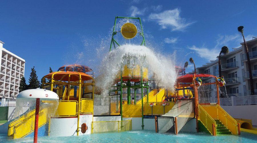 Nuevo parque acuático en el Hotel Globales Playa Estepona