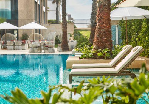 Hotel Four Seasons Casablanca - 7