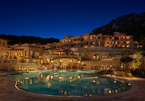 Piscinas del Hotel Park Hyatt Mallorca
