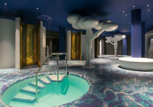 Spa de diseño vanguardista del Iberostar Grand Hotel Portals Nous. The Grand Collection