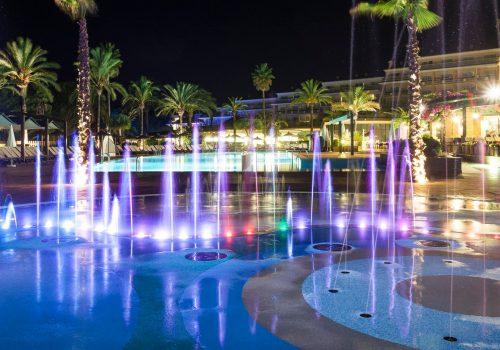 Fuente Insotel Cala Mandía Resort Spa