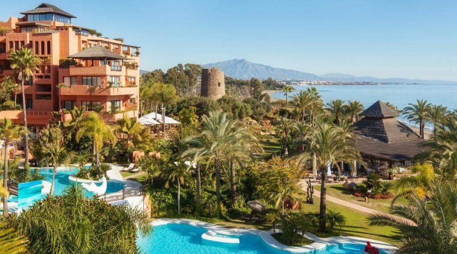 Kempinski Hotel Bahía: el lujoso estilo europeo.