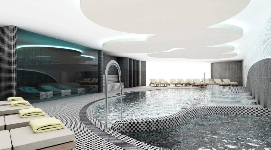El nuevo SPA del Hotel Lanzarote Park.