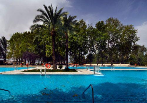 Piscinas Municipales de verano de Montilla