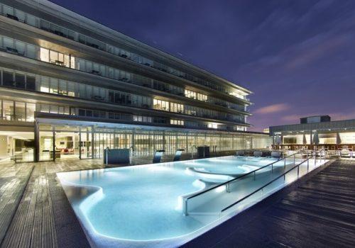 Spa Parador Hotel Atlántico