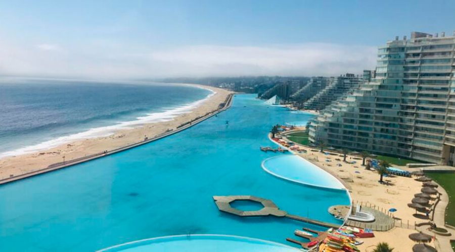 Las 5 piscinas más grandes del mundo - Hidroingenia
